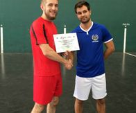 European Championships: Captains of England and Italy A