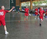 European Championships: England Warm Up