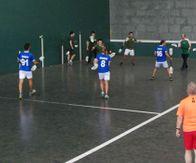 European Championships: Italy B v Basque Country