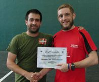 European Championships: Captains Basque Country And England