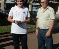 European Championships: Cornerstones Award - Martel Martinez, Basque Country