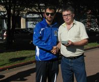 European Championships: Player of the Tournament - Diego Venturini, Italy
