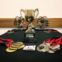 2018 trophies