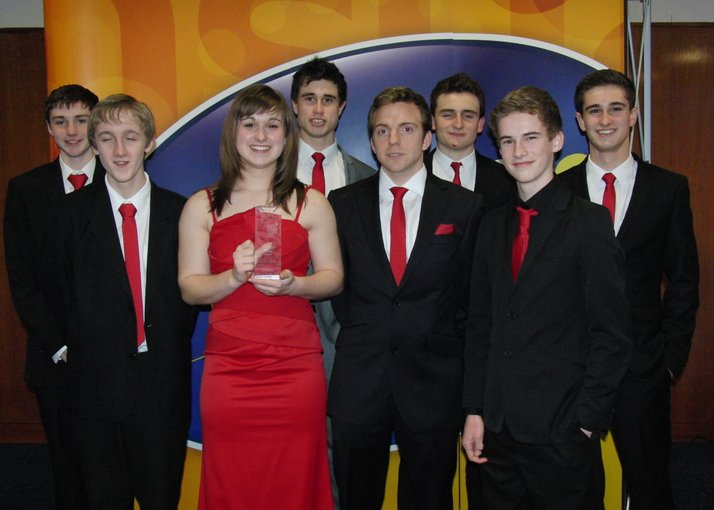 Hell Cats - Minster FM Awards